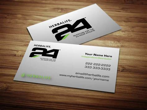 herbalife business card template templates for herbalife 24 business cards by tankprints on