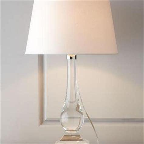 crystal base table ls bancroft clear crystal l