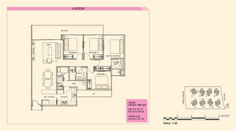 olympia floor plan 4 bedroom parc olympia