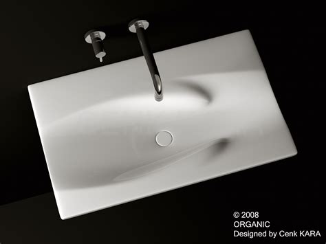 sink designs cenk kara designer organic sink design
