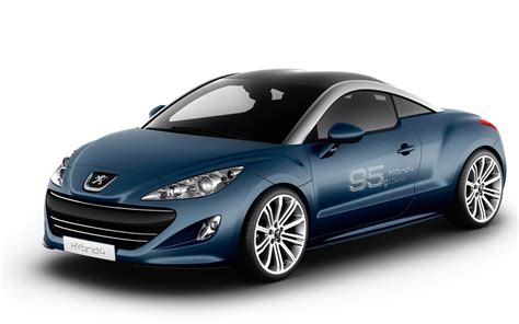 Peugeot Car Wallpaper Hd by Peugeot Rcz Hybrid Car Hd Wallpaper
