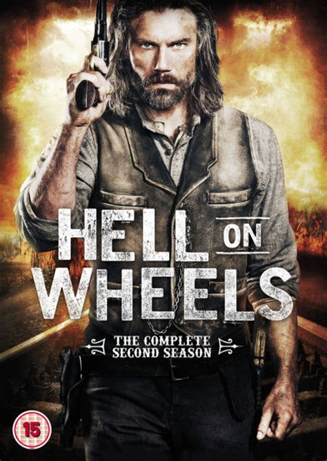 theme music hell on wheels hell on wheels seizoen 2 zavvi nl