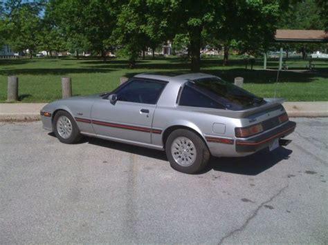1985 mazda rx7 gslse for sale photos technical