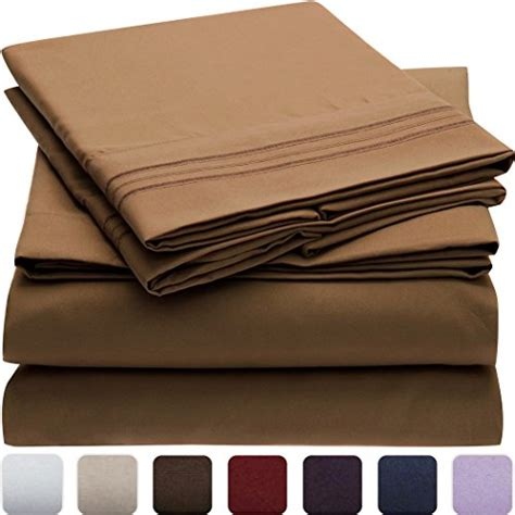 highest quality sheets mellanni bed sheet set highest quality brushed