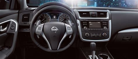 nissan sedan 2016 interior the 2016 nissan altima has arrived at andy mohr avon