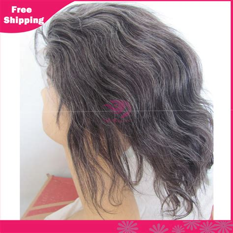 grey human hair extensions sandi pointe library of collections