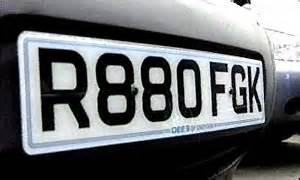 new car number plates uk news uk car plates 2 b changed