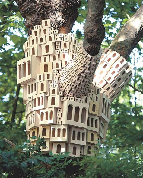 House Plans Two Story These Creative Whimsical Birdhouses Will Make You Wish
