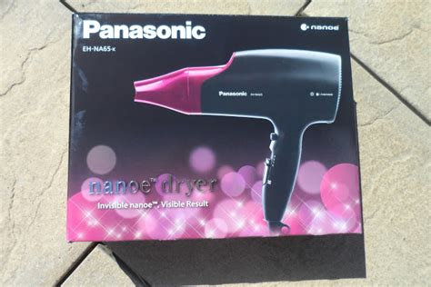 Tesco Panasonic Hair Dryer the panasonic nanoe dryer flutter and sparkle