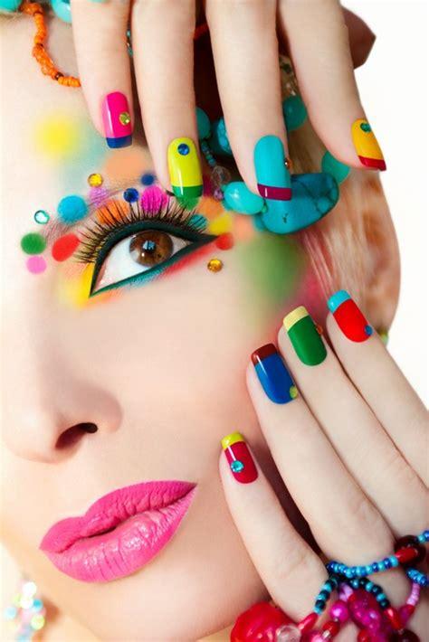 imagenes de uñas acrilicas actuales de 30 fotos de u 209 as carnaval 2018 dise 241 os f 225 ciles y r 225 pidos
