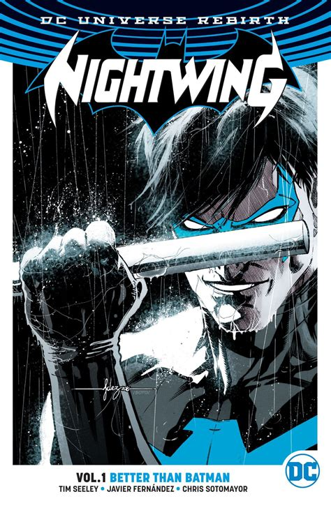 nightwing vol 1 better than batman rebirth new comics for the week of jan 23rd 2017 kamandi