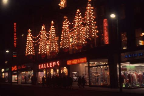 in pictures 1960s christmas extravagance at callers of