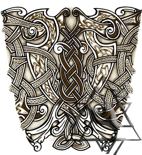 viking nordic tattoo designs best 25 viking sleeve ideas on viking