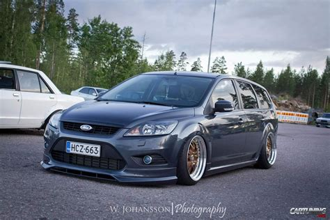 Ford Focus Wagon by Tuning Ford Focus Wagon
