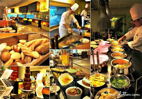 le meridien kl new year buffet new year festive buffet in recipe le