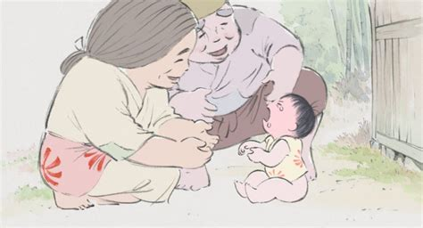 princess kaguya on the draw takahata isao s road to the tale of
