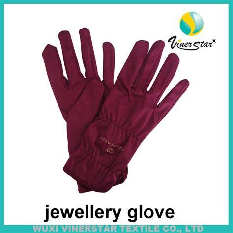 Micro Fiber Glove microfiber printed blue suede gloves buy blue suede