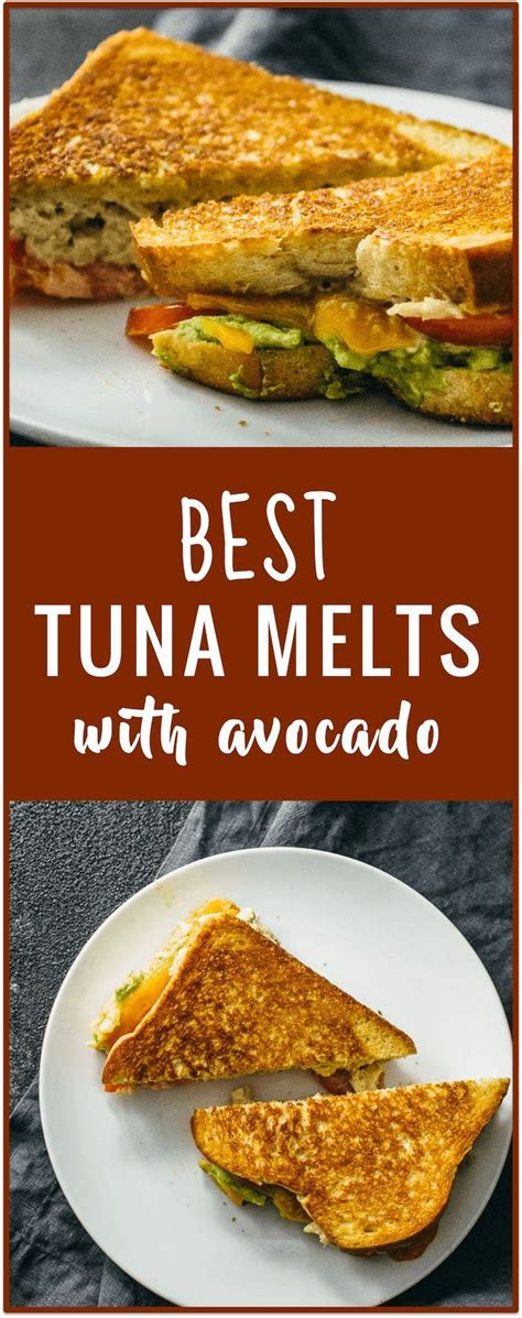 best 25 tuna melt recipe ideas on tuna