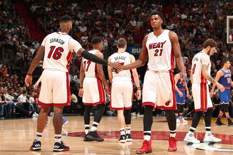 Miami Heat 3 miami heat lineups to look forward to next season