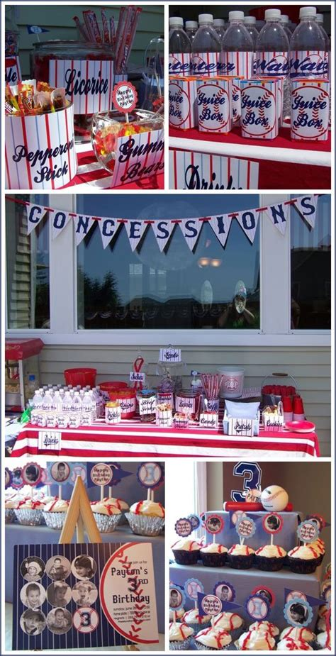baseball themed events 10 unique birthday party themes for kids