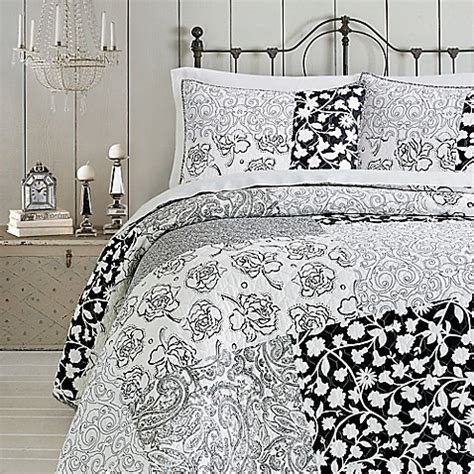 jessica simpson bedding jessica simpson 174 willah quilt bed bath beyond