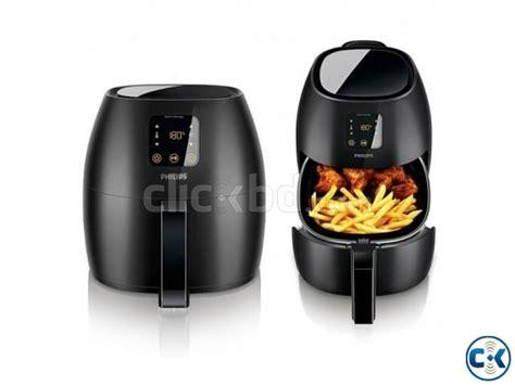 Philips Air Fryer Penggoreng Elektrik Hd 9220 philips air fryer hd 9220 20 clickbd