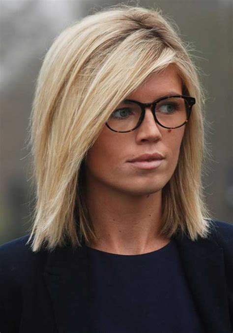 blunt hairstyles mid length 25 medium length bob haircuts bob hairstyles 2017