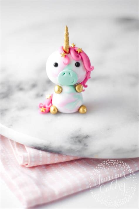 unicorn tutorial 25 b 228 sta unicorn cake topper id 233 erna p 229