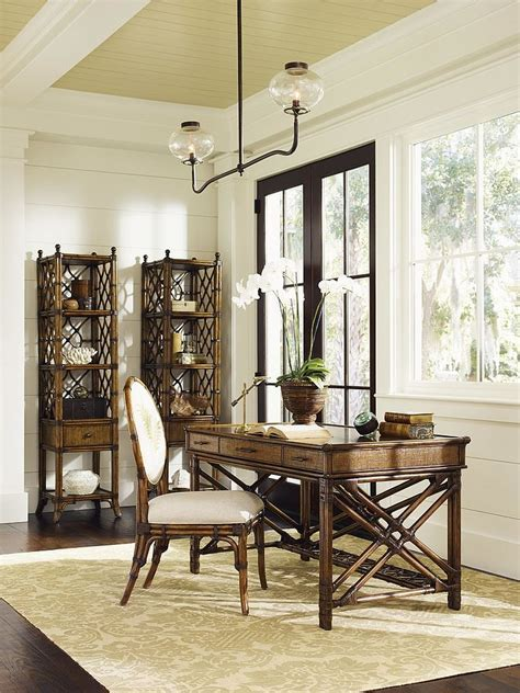 Decor And Design by 10 Ways To Go Tropical For A Relaxing And Trendy Home Office