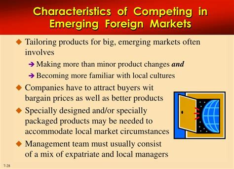 Competing In Emerging Markets ppt competing in foreign markets powerpoint presentation id 1030379