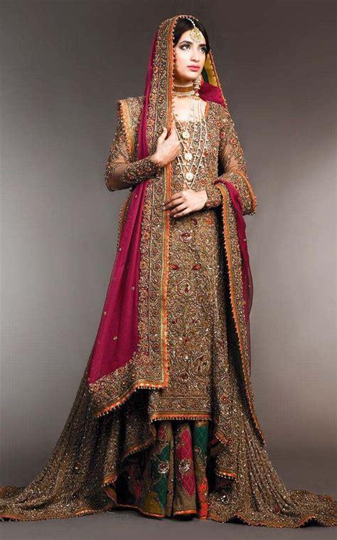 Latest Bridal Lehenga Ideas 9 Lehenga Pk | pakistani bridal lehenga designs styles pictures 9