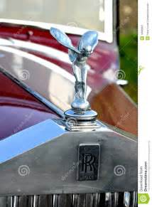 Rolls Royce Logo Wiki Logo Rolls Royce 20 25 Hp Limousine Editorial Stock Image