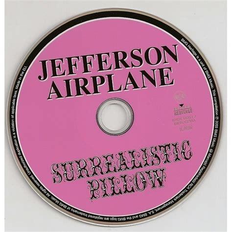 Jefferson Airplane Surrealistic Pillow Vinyl by Surrealistic Pillow By Jefferson Airplane Cd With Kroun2