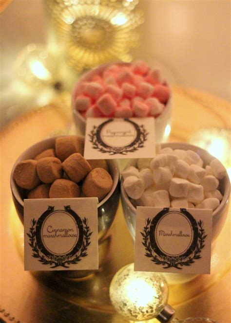 Baby Shower Decor Chocolate Bar Toppings