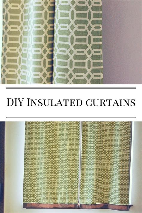 diy insulated curtains insulated curtains diy prepossessing best 10 insulated