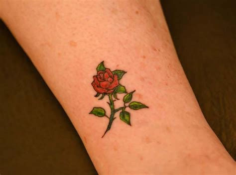 small rose tattoos on foot small illustrator ruth ideas