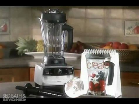 Vitamix Bed Bath And Beyond by Vitamix Blender Cia Professional Series Blenders At Bed