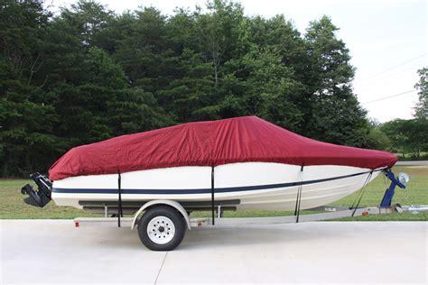 vortex boat covers burgundy 25 26 foot vortex fishing ski runabout vhull boat