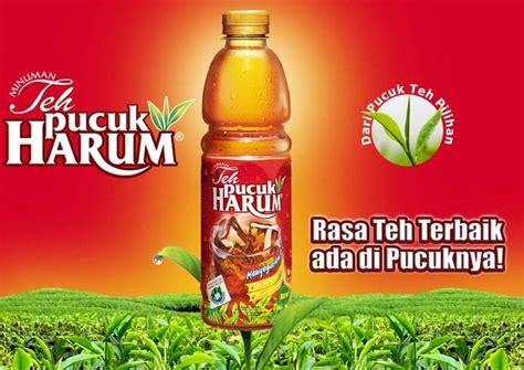 Teh Pucuk mayora mondelez dari indonesia fairetail