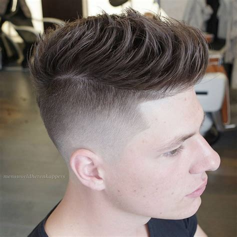 top  pompadour hairstyles   mens hairstyles
