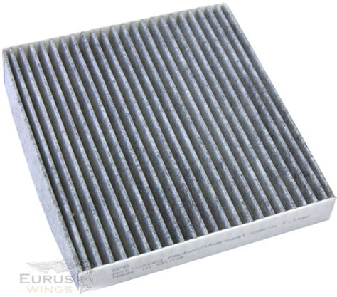 Toyota Tundra Cabin Air Filter Hqrp Carbon Cabin Air Filter For Toyota Tundra Venza Yaris