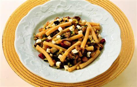 cucina italiana pasta ricetta pasta con verdure alla siciliana le ricette de