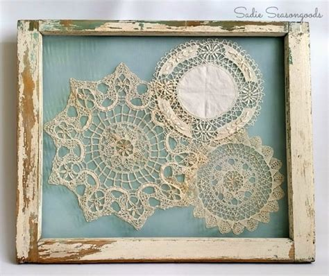 doily craft projects 10 beautiful doily craft projects to make shabby