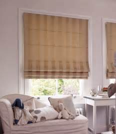 The roman blind must be the most luxurious blind type you can buy
