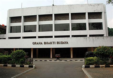 Layout Graha Bhakti Budaya | graha bhakti budaya jakarta pusat cityseeker