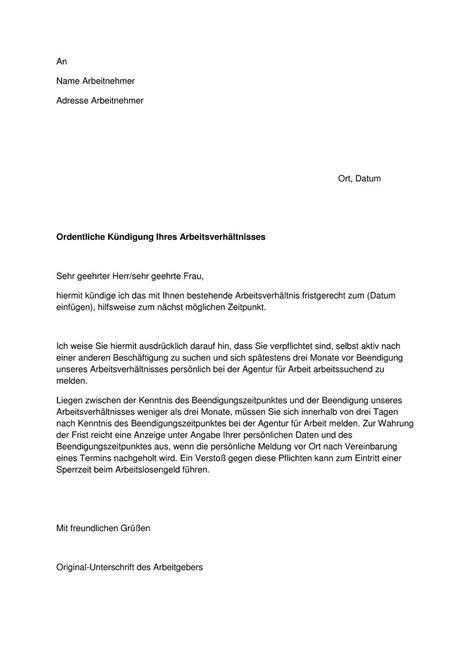 Vorlage Kündigung Arbeitsvertrag Mit Resturlaub K 252 Ndigung Arbeitsvertrag Vorlage K 252 Ndigung Vorlage Fwptc