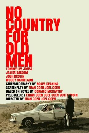 literature on film 14 no country for old men brings cormac mccarthy s bleak modernist onde os fracos n 227 o t 234 m vez 1 de fevereiro de 2008 filmow