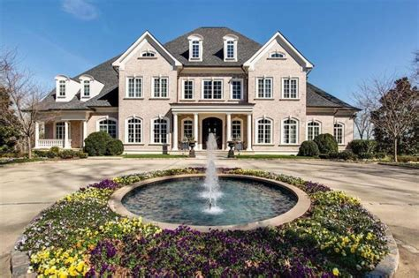 million dollar owned homes with ties