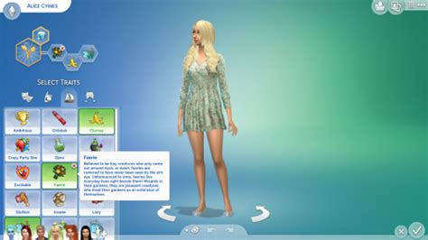 mod the sims robot traits 5 flavors my sims 4 traits by simsomedia