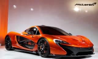 new mclaren car mclaren reveals more details on production p1 supercar